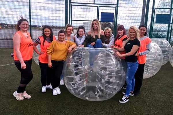 Hen party at Astrobay